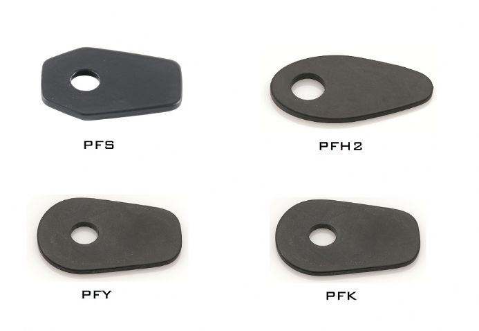 LighTech Official Store | Adaptor Fitting  Plate for LED Indicators  / Turn Signals | Worldwide Shipping LighTechUK.com